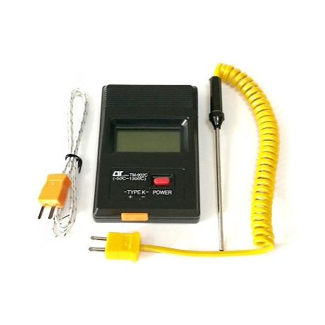 Termómetro Digital con Sonda K