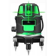 Nivel láser (verde) 5 líneas de proyección. Autonivelable