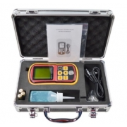 Medidor ultrasónico de espesor de metales
