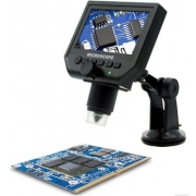 Microscopio Digital con pantalla LCD 4,3''