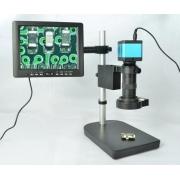 Microscopio digital HDMI 13 megapixel con monitor
