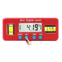 Inclinometro digital mini Hiso