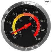 Termómetro horno con graduación en color HISOCAL (4)